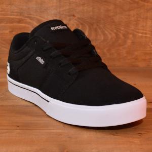etnies スニーカー エトニーズ KIDS スケートボード 19 20 22 BLACK WHITE ジュニア 子供 ベビー スケボー スケート 黒 白 運動靴|crass