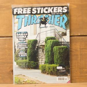 THRASHER MAGAZINE #438 2017 スラッシャーマガジン Kyle Walker(カイル・ウォーカー) 表紙|crass