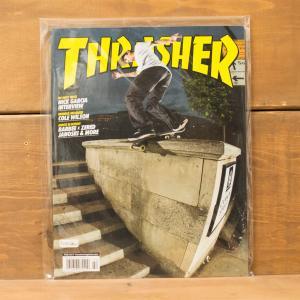 THRASHER MAGAZINE #439 2017 スラッシャーマガジン Yonnie Cruz(ヨニー・クルーズ) 表紙|crass