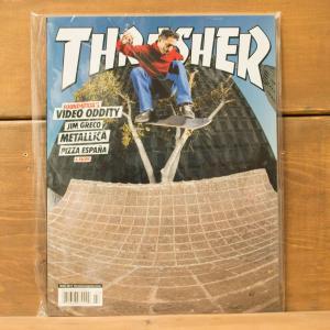 THRASHER MAGAZINE #440 2017 スラッシャーマガジン Jim Greko(ジム・グレコ) 表紙|crass