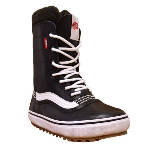 VANS スニーカー SNOW BOOTS REMEDY スノー ブーツ オールドスクール old skool BLK/WHT バンズ スケボー スケシュー SK8 靴|crass