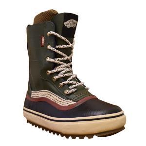 VANS スニーカー SNOW BOOTS REMEDY スノー ブーツ オールドスクール old skool GREEN/SABL バンズ スケボー スケシュー SK8 靴|crass