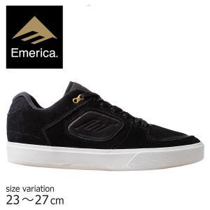 EMERICA スニーカー エメリカ REYNOLDS G6 レイノルズ スケート シューズ メンズ レディース BLK  靴 スケートボード|crass