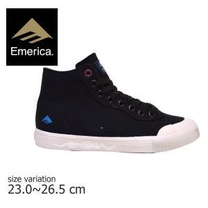 エメリカ トイマシーン スニーカー EMERICA INDICATOR TOYMACHINE コラボ インジケーター ハイ スケート シューズ メンズ BLACK GLAY 黒 灰色 靴|crass