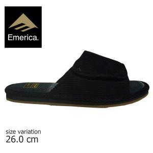 エメリカ ペンデルトン コラボ スニーカー RECLINER × PENDLETON スケート シューズ メンズ レディース BLACK 黒 靴 スケシュー スケートボード|crass