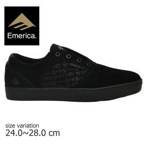 emerica ベイカー スニーカー エメリカ レディース メンズ FIGGY DOSE×BAKER フィギア ドーズ スケートボード シューズ  コラボ BLACK 黒|crass