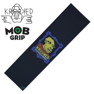 MOB GRIP GRIP TAPEKROOKED FRAME FACE GRIPTAPE モブ グリップ  デッキテープ  スケボー スケートボード SKATEBOARD SK8 パーツ|crass