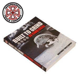 INDEPENDENT 25YEAR BUILD TO GRIND BOOK  DVD スケートボード スケボー SKATEBOARD インディペンデント インディー|crass