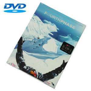 THE FOURTH PHASE スノーボード スケボー SKATEBOARD フリースタイル・スノーボーディング DVD&Blu-ray crass