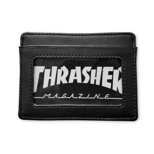 THRASHER  CARD WALLET  スラッシャー カードケース スケボー スケートボード SKATEBOARD|crass