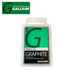 GALLIUM GRAPHITE 50g -20℃ -2℃ スノーボード ワックス WAX ガリウム|crass