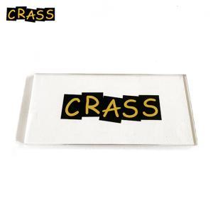 CRASS SCRAPER オリジナル スクレーパー スノーボード|crass