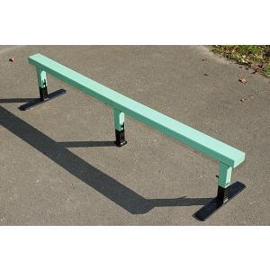 レール 角レール スケボー スケートボード BMX ストリートセクション 持ち運び可能|crass