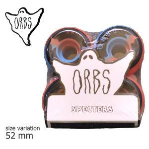 ORBS Wheel オーブス ウィール WELCOME skateboards ウェルカム SPECTERS 99A SK8 BLUE ORANGE BLACK スケート スケートボード|crass