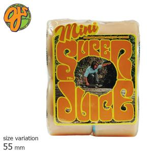 OJ SUPER JUICE MINI JOHN GARDNER 78A 55mm ウィール スーパージュース ソフトウィール クルージング クルーザー パーツ スケートボード スケボー 街乗り|crass