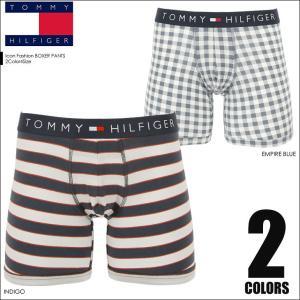 トミーヒルフィガー TOMMY HILFIGER ロングボクサーパンツ メンズ Icon Fashion|crazyferret