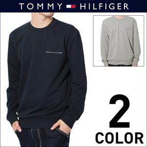 トミーヒルフィガー TOMMY HILFIGER ライトウェイトスウェット メンズ|crazyferret
