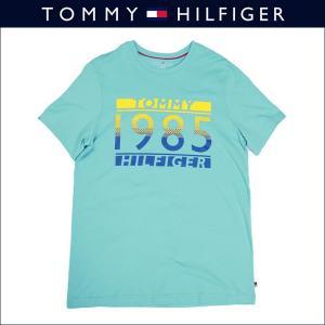トミーヒルフィガー TOMMY HILFIGER Tシャツ メンズ クルーネック 半袖|crazyferret