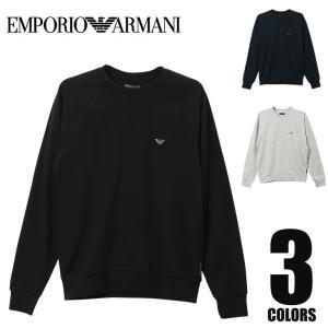 トレーナー エンポリオアルマーニ メンズ スウェット トップス EMPORIO ARMANI|crazyferret