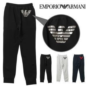 エンポリオアルマーニ スウェットパンツ メンズ TROUSERS EMPORIO ARMANI|crazyferret