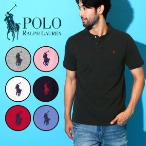 ラルフ・ローレン ポロシャツ メンズ ブランド BASIC MESH POLO RALPH LAUREN ポロラルフローレン