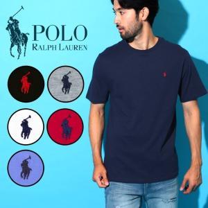 ラルフローレン Tシャツ メンズ 半袖 ブランド JERSEY POLO RALPH LAUREN ポロラルフローレン