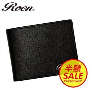 ロエン Roen Forest 二つ折り 財布|crazyferret