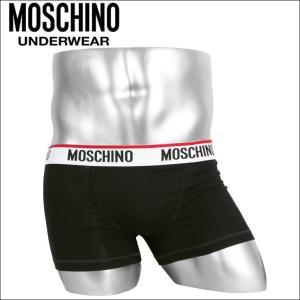 モスキーノ MOSCHINO ボクサーパンツ メンズ Moschino Logo|crazyferret