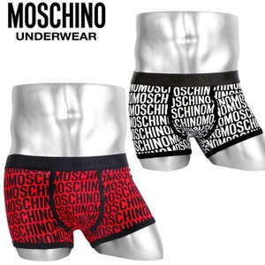 モスキーノ MOSCHINO ボクサーパンツ メンズ Moschino Allover|crazyferret