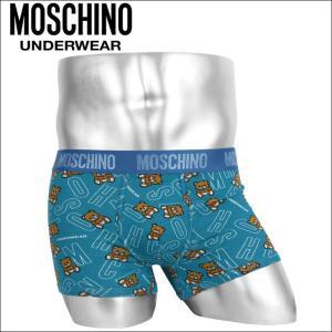モスキーノ MOSCHINO ボクサーパンツ メンズ Teddy Print|crazyferret