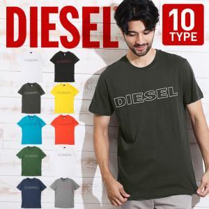 ディーゼル DIESEL Tシャツ メンズ クルーネック 半袖 UMLT JAKE|crazyferret