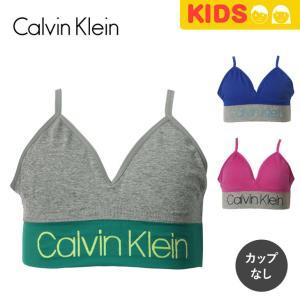 カルバンクライン スポーツブラ ガールズ Calvin Klein crazyferret