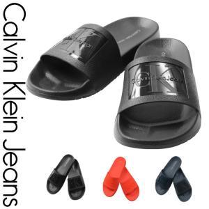 カルバンクラインジーンズ シャワーサンダル メンズ VINCENZO JELLY Calvin Klein Jeans|crazyferret