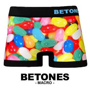 ビトーンズ BETONES ボクサーパンツ メンズ MACRO|crazyferret