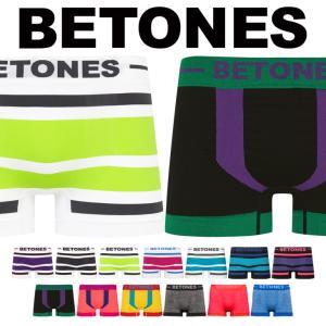 ビトーンズ ボクサーパンツ フリーサイズ メンズ BETONES ネオン neon3|crazyferret