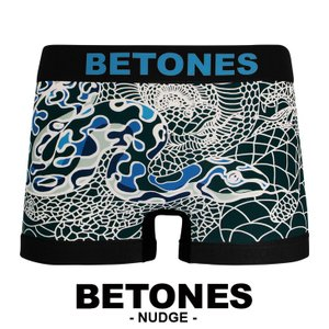 ビトーンズ ボクサーパンツ メンズ NUDGE BETONES|crazyferret