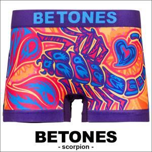 ビトーンズ BETONES ボクサーパンツ メンズ scorpion|crazyferret