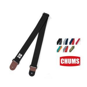 チャムス/CHUMS/ギターストラップ/スウェット/ナイロン/CHUMS/600697/ギターアクセサリー|creak-net