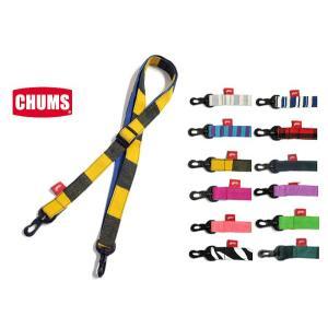 チャムス/CHUMS/ショルダーストラップ Sサイズ/600809/スウェット ナイロン|creak-net