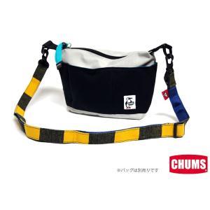 チャムス/CHUMS/ショルダーストラップ Sサイズ/600809/スウェット ナイロン|creak-net|03