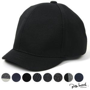 大きいサイズ 帽子 メンズ アンパイアキャップ BIGWATCH ブラック黒