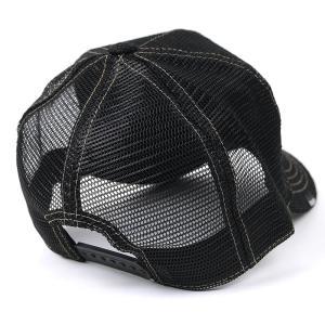 帽子 メンズ 大きいサイズ 無地 ヘンプキャップ BIGWATCH 黒 creak-net 03