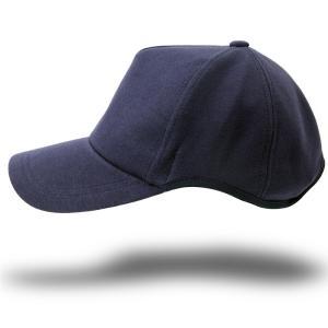 大きいサイズ 帽子 メンズ 無地 ラウンドスウェットキャップ BIGWATCH オールネイビー|creak-net