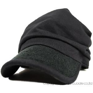 大きいサイズ 帽子 キャスケット 男女兼用サイズ スウェットキャスケット  ブラック BIGWATCH レディース メンズ ユニセックス|creak-net