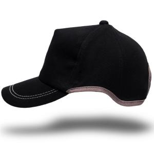 大きいサイズ 帽子 キャップ  レディース メンズ ラウンドスウェットキャップ   ブラック BIGWATCH 男女兼用|creak-net