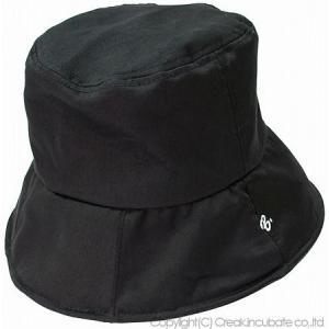 大きいサイズ 帽子 ハット レディース メンズ ハット  ブラック黒 ハット 男女兼用 ワイヤー ハット 無地 コットンハット|creak-net