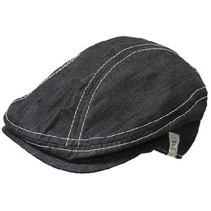 大きいサイズ 帽子 ハンチング ビッグワッチ帽子 レディース メンズ グレー ビックワッチ|creak-net
