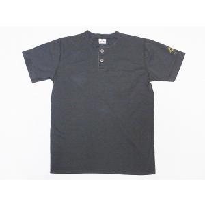 Two Moon[トゥームーン] Tシャツ ヘンリーネックTシャツ 24223 ヘンリーTee (オリーブグリーン)|cream05