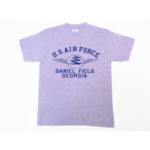 DUBBLE WORKS[ダブルワークス] Tシャツ DANIEL FIELD 29133005-04 (杢グレー)|cream05