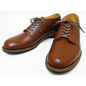Buzz Rickson's[バズリクソンズ] サービスシューズ BR02158 SERVICE SHOES (R/BROWN)|cream05